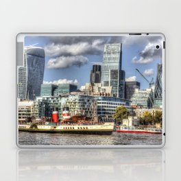 The Waverley and London Laptop & iPad Skin