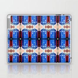 British Blue Police Public Call Box - Nexus 32 Laptop & iPad Skin