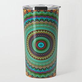 bohemian rhapsody  Mandala Travel Mug
