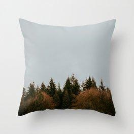 Wild Mountain Thyme Throw Pillow