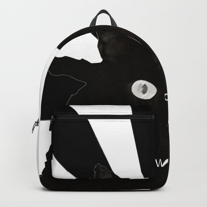 Bo Is Watching You! Backpack