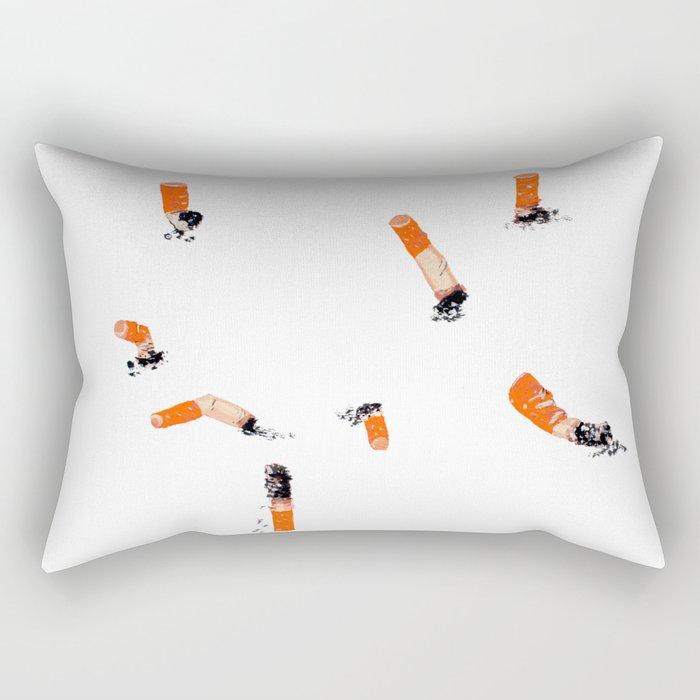 I will kill you Rectangular Pillow