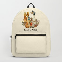 Bedtime Story Animals Backpack