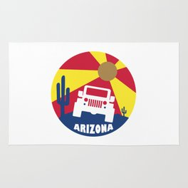 Jeep 'ARIZONA' Rug
