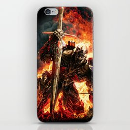 force for good iPhone Skin