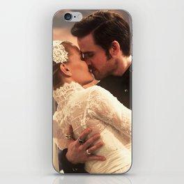 CAPTAIN SWAN WEDDING iPhone Skin