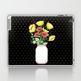 Mason Jar #3 Laptop & iPad Skin