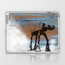 Blue Hoth Laptop & iPad Skin