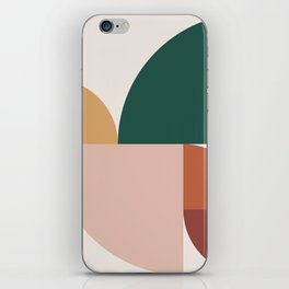 Abstract Geometric 11 iPhone Skin