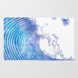 Pacific Waves III Rug
