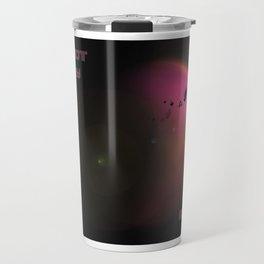 Uninhabited Red Planet Travel Mug