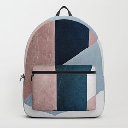 Complex Triangle Backpack