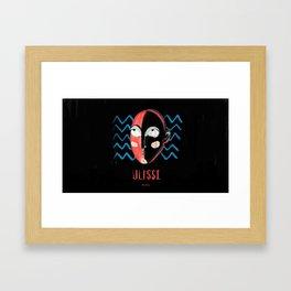 Ulisse Framed Art Print