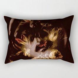 Autumn Roses | Baekhyun Rectangular Pillow