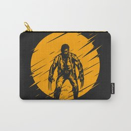 Yellow Logan Carry-All Pouch