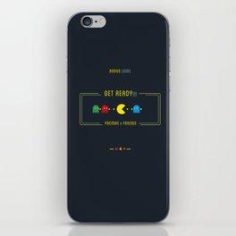 Pacman & Friends iPhone Skin