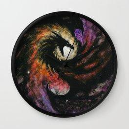 Dragon Galaxy Wall Clock