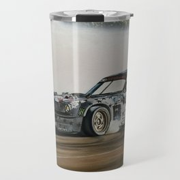 Ken Block Hoonicorn Drift Car Travel Mug