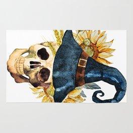 Skull 05 Rug