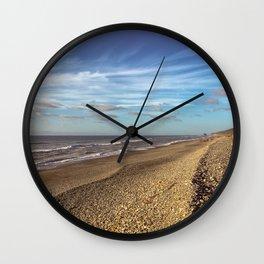 Granity Beach Wall Clock