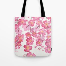 Weeping Cherry Blossom Tote Bag
