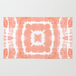 FESTIVAL SUMMER - WILD AND FREE - BLOOMING DAHLIA Rug