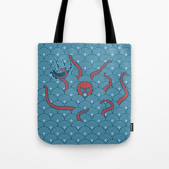 The Last Kraken Tote Bag
