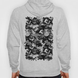 Camouflage (Gray) Hoody