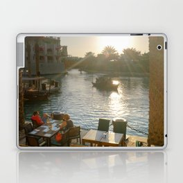 Lazy winter afternoons in Dubai Laptop & iPad Skin