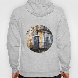 Urban Sicilian Facade Hoody