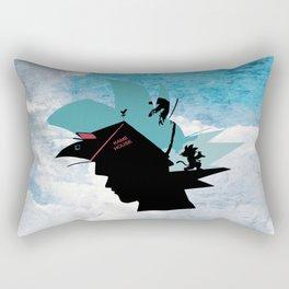 Kame House V2 Rectangular Pillow