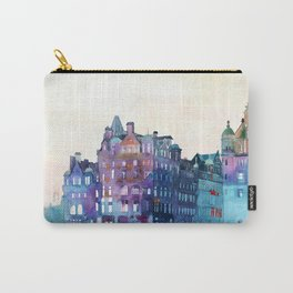 Winter in Edinburgh Carry-All Pouch