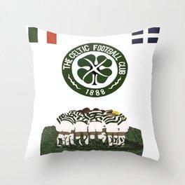 Celtic Football Club  Throw Pillow