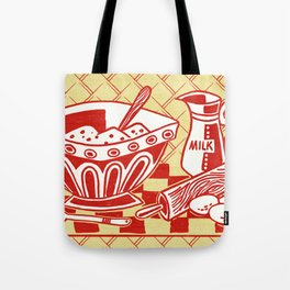 Mixing Up Something Good In The Kitchen Tote Bag