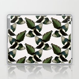 A Tiding Of Magpies Laptop & iPad Skin