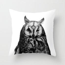 Owl You Throw Pillow