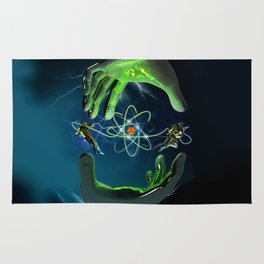 The Atom Control Rug