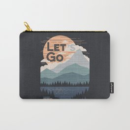 Let's Go Carry-All Pouch