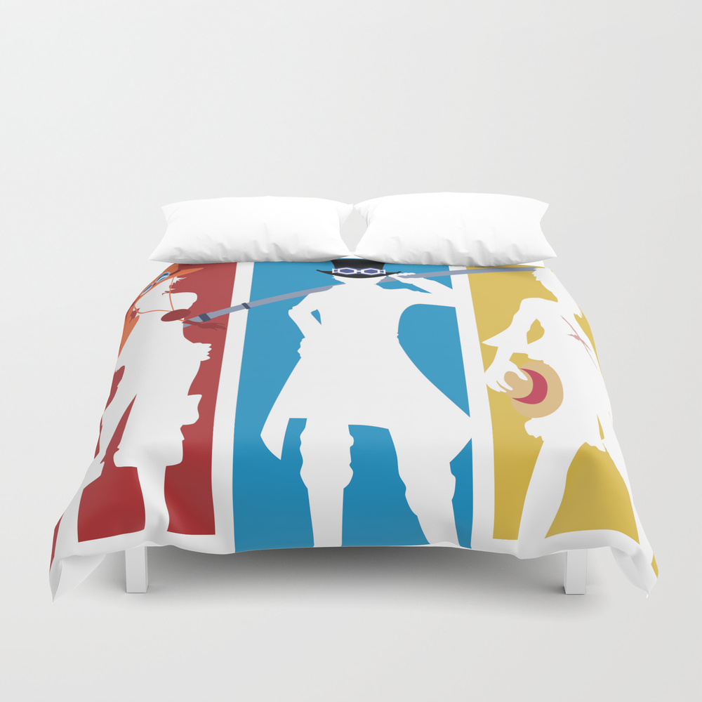 Asl Pirates Duvet Cover by Ipinations DUV8576957