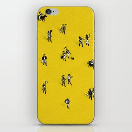 Going Places iPhone Skin