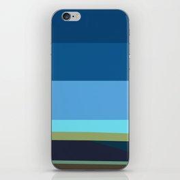 Santa Monica Horizon 0203 iPhone Skin