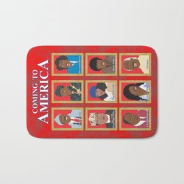 Coming to America Bath Mat