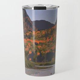 La Mauricie National Park Poster, Quebec Travel Mug