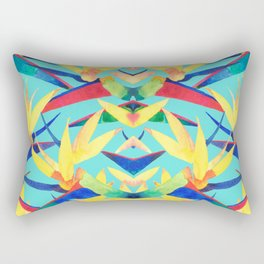 Summer Tropics Rectangular Pillow
