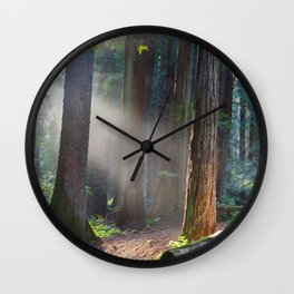 Keepers Of The Light Wall Clock