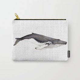 Humpback whale for whale lovers Carry-All Pouch