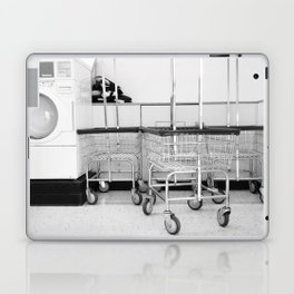 At the Laundromat Laptop & iPad Skin