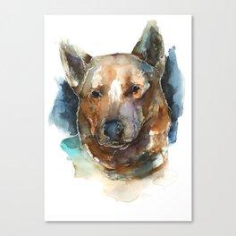 dog#18 Canvas Print