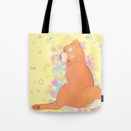 Judging shibbe (with stars) Tote Bag