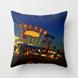 Tucson, AZ Throw Pillow